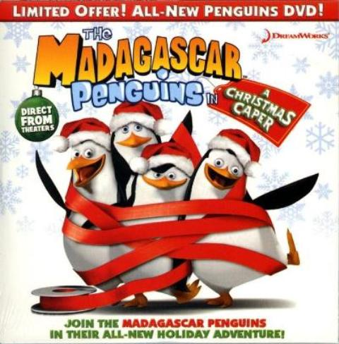 Imagem 3 do filme DreamWorks Happy Holidays from Madagascar