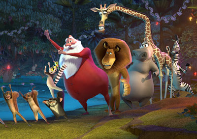 Imagem 5 do filme DreamWorks Happy Holidays from Madagascar