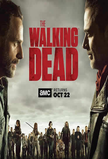 Poster do filme The Walking Dead