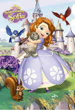 Poster do filme Sofia the First