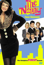 Poster do filme The Nanny