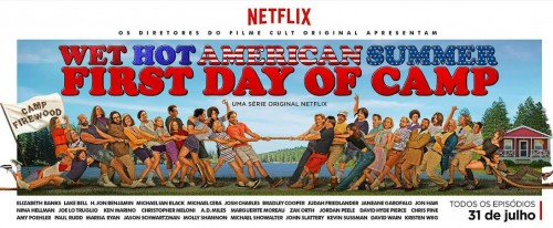 Imagem 1 do filme Wet Hot American Summer: First Day of Camp