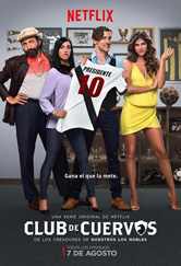 Poster do filme Club de Cuervos