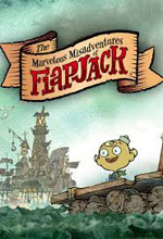 Poster do filme The Marvelous Misadventures of Flapjack