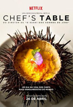 Poster do filme Chef's Table