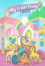 Poster do filme My Little Pony Tales