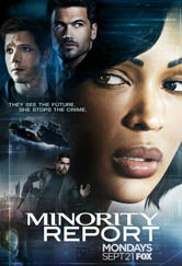 Poster do filme Minority Report