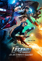 Poster do filme Legends of Tomorrow