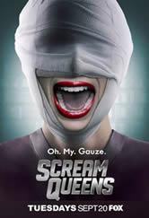 Poster do filme Scream Queens