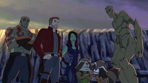 Imagem 5 do filme Guardiões da Galáxia