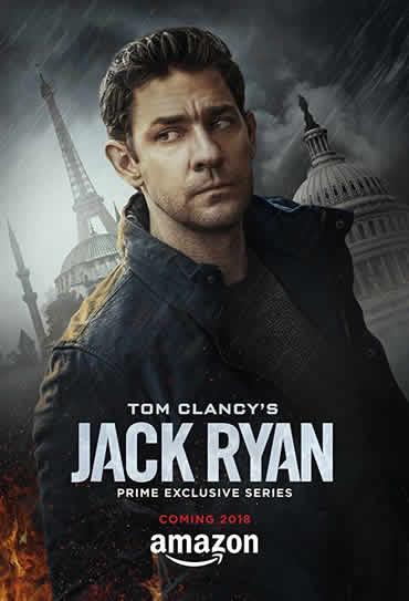 Poster do filme Tom Clancy's Jack Ryan