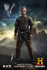 Poster do filme Vikings