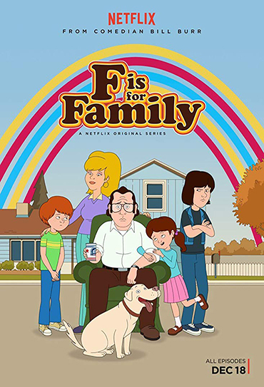 Poster do filme F Is for Family