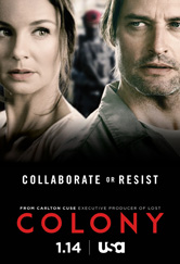 Poster do filme Colony