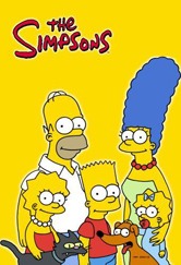 Poster do filme Os Simpsons