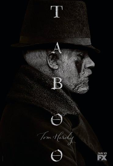 Poster do filme Taboo