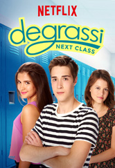 Poster do filme Degrassi: Next Class