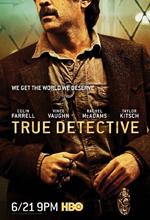 Poster do filme True Detective