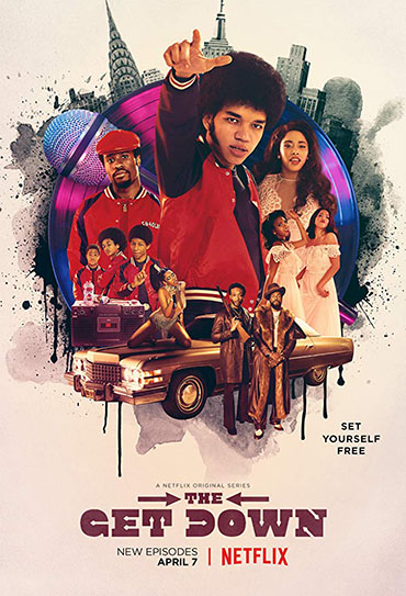 Poster do filme The Get Down