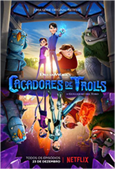 Poster do filme Trollhunters