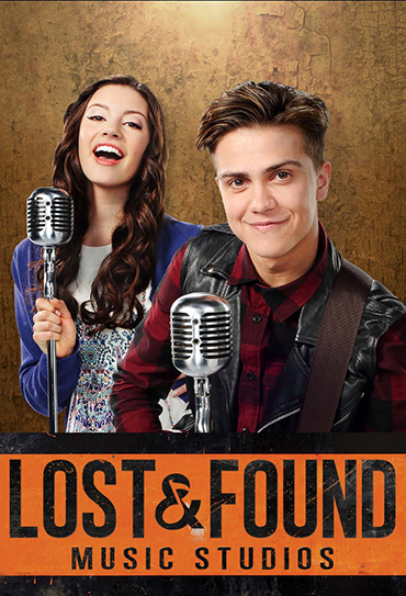 Poster do filme Lost & Found Music Studios