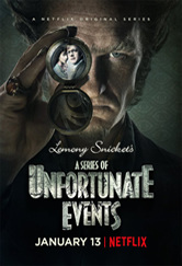 Poster do filme A Series of Unfortunate Events