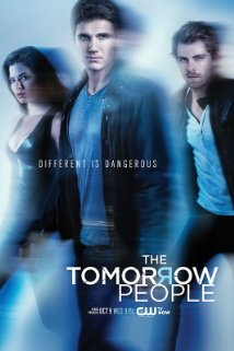 Poster do filme The Tomorrow People