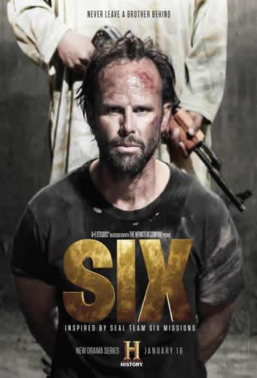 Poster do filme Six