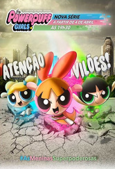 Poster do filme The Powerpuff Girls