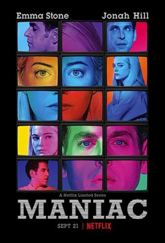 Poster do filme Maniac