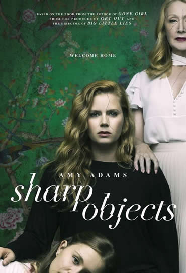 Poster do filme Sharp Objects