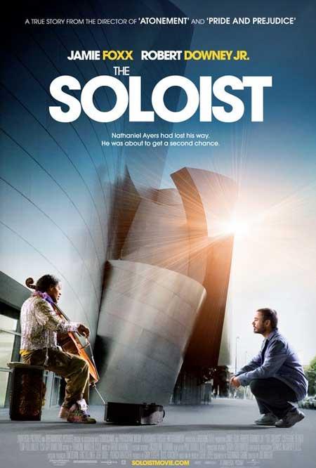 Filme Poster O Solista DVDRip RMVB Legendado